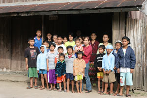 A Visit to an Orphanage, short essay in English. Paragraph in 100 words.