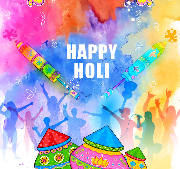 Essay on The Holi Festival in English for school students