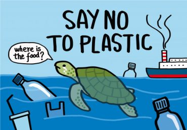 Say no to plastic – Short essay in English